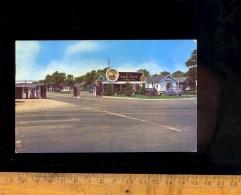NORFOLK Virginia : Entrance US Naval Base  1952 Voiture Américaine - Norfolk