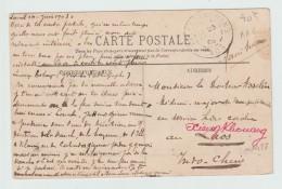 1908 - CP De LAVAL (MAYENNE) Pour XIENG KHOUANG (LAOS) - RARE - Briefe U. Dokumente