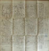 6440 Moosbach - 1:25'000 - Herausgegeben Von Der Topograph. Zweigstelle D. Bayer. Landesvermessungsamts 1935 Ausgabe 194 - Topographische Karten
