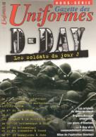 GAZETTE UNIFORME LES SOLDATS DU JOUR J DEBARQUEMENT 1944 NORMANDIE D-DAY ARME CASQUE EQUIPEMENT - 1939-45