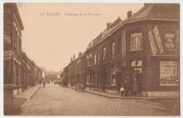 Cpa Le Tuquet (mouscron)  Boulangerie - Mouscron - Möskrön