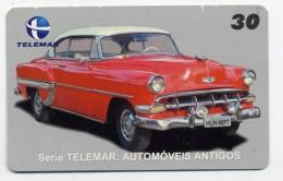 Chevrolet Voiture Car Télécarte Phonecard  W209 - Cars