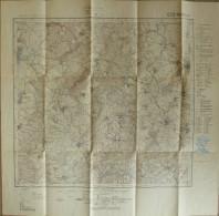6339 Waldthurn - 1:25'000 - Herausgegeben Von Der Topograph. Zweigstelle D. Bayer. Landesvermessungsamts 1937 Ausgabe 19 - Topographische Karten