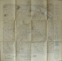 6029 Knetzgau - 1:25'000 - Herausgegeben Von Bayer. Landesvermessungsamt München 1958 - Topographische Karten