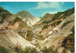 Carrara (Massa Carrara, Toscana) Ponti Di Vara, Vara Bridges,Ponts De Vara, Varabrucke - Carrara