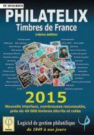 PHILATELIX TIMBRES DE FRANCE 2015 NEUF SOUS BLISTER - Logiciels