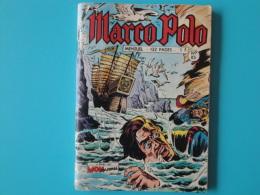 Marco Polo  N° 85       Mon  Journal   Aventures Et Voyages Petit Format   Bon Etat - Mon Journal