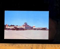 NORFOLK Virginia : The New Million Dollar Municipal Airport Tarmac Aircraft Plane Avion Flugzeug Aéroport Flughafen - Norfolk