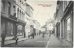 Boom NA5: Hoogstraat 1910 - Boom