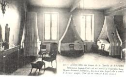 NEVERS Maison-Mère Des Soeur De La Charité Infirmerie Sainte-Croix Où Est Morte La Vénerable Soeur M.B. Soubirous - Madrid