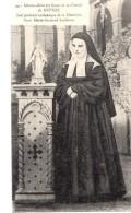 NEVERS Maison-Mère Des Soeur De La Charité Soul Portrait Authentique De La Vénerable Soeur M.B. Soubirous - Nevers