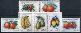 Madagascar                              1053/1059  **          Fruits - Madagascar (1960-...)
