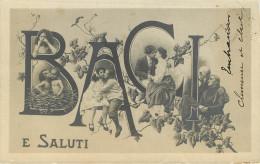 Saluti  De Bagi Ou Baci - Italia