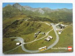 Grindelwald (BE) - Grosse Scheidegg / Autobus - BE Bern