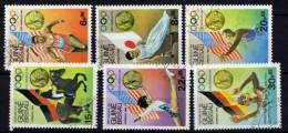 Guinea-Bissau Mi, 818-823 [040616XVI] - Summer 1984: Los Angeles