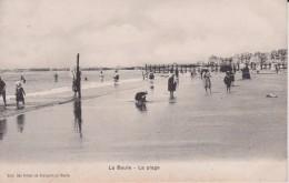 "44  LOIRE ATLANTIQUE LA BAULE "" La Plage  ""  Armes De Bretagne - La Baule-Escoublac"