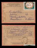 E)1976 CUBA, DECORATIVE ART MUSEUM, ACKNOWLEDGMENT OF RECEIPT - Invoices & Commercial Documents