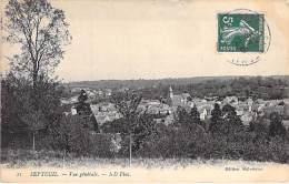 78 - SEPTEUIL :  Vue Générale - CPA -  Yvelines - Septeuil