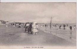 """844  LOIRE ATLANTIQUE LA BAULE """" Un Coin De  La Plage     """"  Armes De Bretagne - La Baule-Escoublac"""