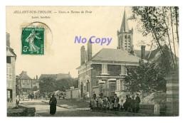 AILLANT-SUR-THOLON - Nouveau Bureau De Poste - Animée - Aillant Sur Tholon
