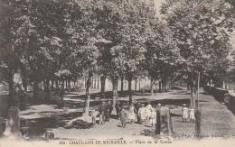 01 Chatillon De Michaille Place De La Cretz - Francia
