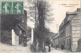 "YPORT --Fonds Du Val  , "" Le Raidillon "" - Yport"