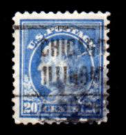 USA, 1914 Scott #419, Benjamin Franklin, Used, NH, VF - Etats-Unis
