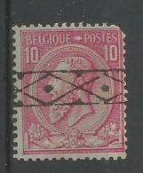 Leopold Ll 10c Rose - 1883 Leopold II