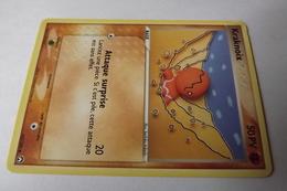 Carte Pokemon 2007  KRAKNOIX   50PV 68/108 - Pokemon