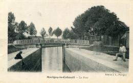 MARIGNY LE CAHOUET(COTE D OR) - Otros Municipios