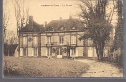 HEBECOURT . Le Manoir . - Hébécourt
