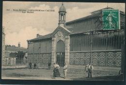 COULONGES SUR L'AUTIZE - Les Halles - Coulonges-sur-l'Autize