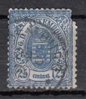 Luxembourg YT N°32 - 1859-1880 Wappen & Heraldik