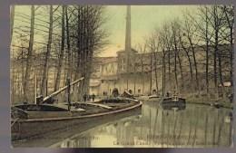 VITRY - Le - FRANCOIS . Le Grand Canal -- Fours à Chaux Des Louvières . - Vitry-le-François