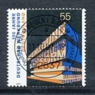 GERMANY  Mi.Nr. 2625 100 Jahre Deutscher Werkbund - Used - BRD