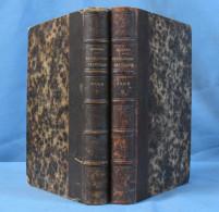 Histoire De La Révolution Française / MIGNET / 2 Tomes 1865 - Geschiedenis
