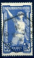 FRANCE 1924 MNH OBLITEREN° 186 COTE 5 E - Gebraucht