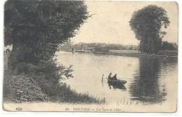.45.PONTOISE - LES BORDS DE L'oise -..coins Arrondis -- - Pontoise