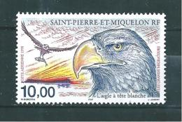 Timbres De St Pierre Et Miquelon  PA De 1987  N°78  Neufs ** Parfait - Nuevos