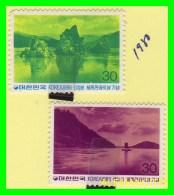 KOREA   -   2  SELLOS  DEL  AÑO 1980  NUEVOS - Corea (...-1945)