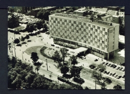 POLAND  -  Poznan  Hotel Merkury  Used Postcard - Poland