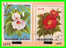 KOREA   -    SELLO   DEL  AÑO 1973-74 - Corea (...-1945)