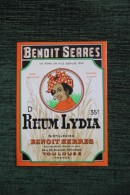 RHUM LYDIA - Rhum