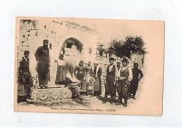 CRETE   Candie, Paysans Crétois..... - Greece