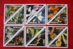 Surinam / Suriname 1996 Orchideen Orchids Blumen Fleur Flower (ZBL 866-877 Mi -  Sc 1028-1039) POSTFRIS / MNH ** - Surinam