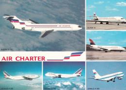 AIR CHARTER MULTIVUES (dil112) - 1946-....: Modern Era
