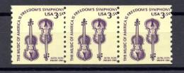 EE.UU.  AÑO 1980. Sc 1813 - Yv 1282  (MNH) X 3 - United States