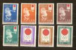 Paraguay 1964 Yvertn° 742-46 Et LP PA 373-75 *** MNH   Cote  60 FF Sport - Paraguay