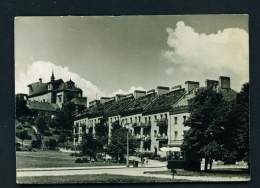 POLAND  -  Warsaw  Mariensztatu  Used Postcard - Poland