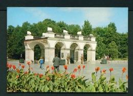 POLAND  -  Warsaw  Grob Nieznanego Zolnierza  Used Postcard - Poland